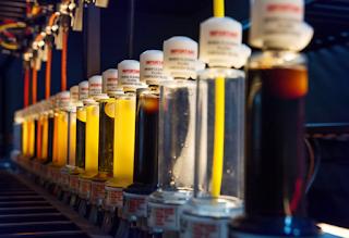 ФОБ детекторы в холодильной камере для пива