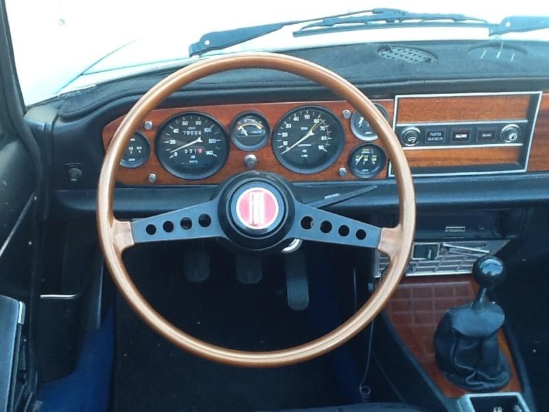 1972 Fiat 124 Sport Spider