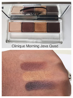 Clinique All About Shadow Quad in Morning Java