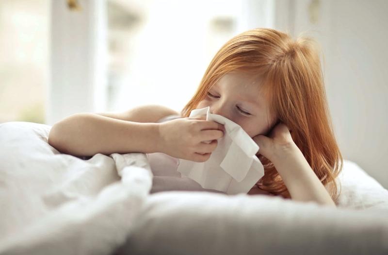 Çocuklarda belirtileri Covid-19 ile karışan kış hastalıkları