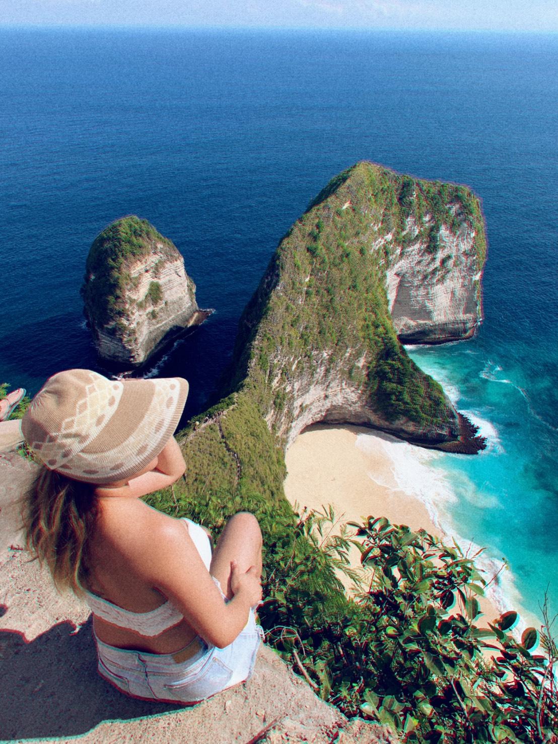 Kelingking เกาะ Nusa Penida