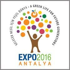 Magyarország is részt vesz 2016. április 23 - október 30. között a törökországi Antalya városában zajló Botanikai Világkiállításon.
