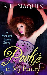 Pooka in My Pantry by R. L. Naquin (Monster Haven #2)