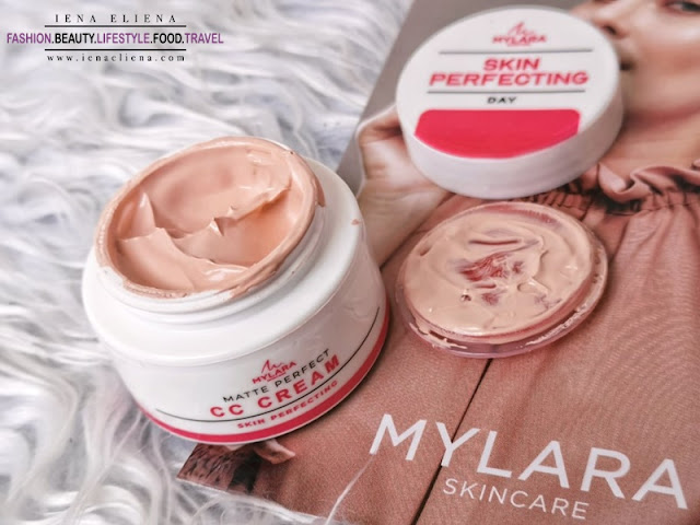 Mylara Matte Perfect CC Cream