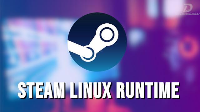 Rode games nativos de Linux em versões especificas dentro da Steam