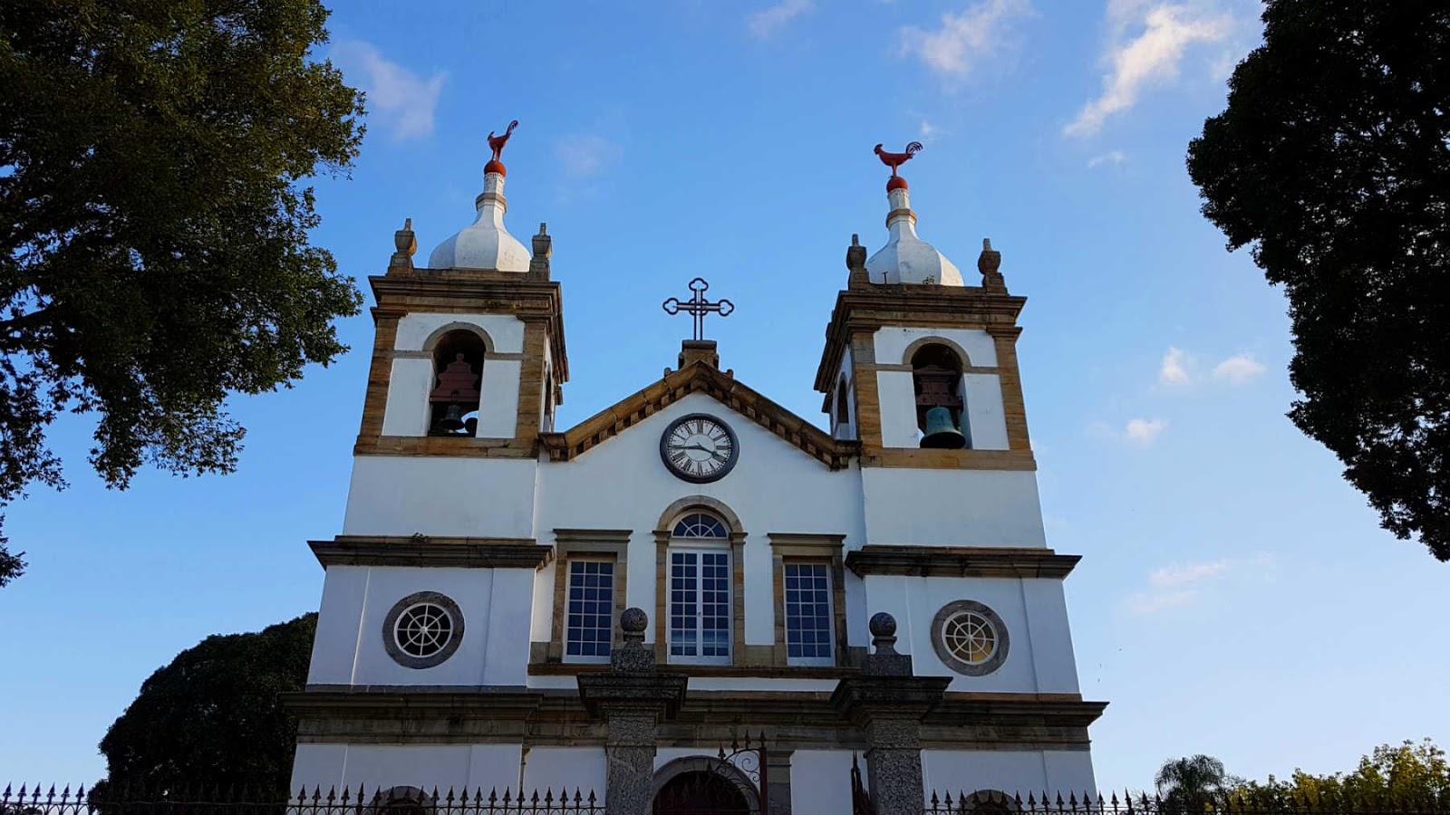 igreja Matriz de Nossa Senhora da Conceição,Vassouras,Rio de Janeiro.