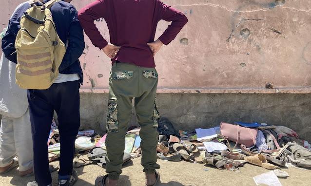 Pelo menos de 58 pessoas morreram em atentado em escola em Cabul
