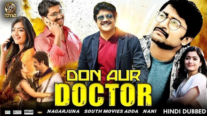Don Aur Doctor (2019) South Indian Hindi Dubbed Movie | South Indian Hindi Dubbed Movie is a Drama, Action movie