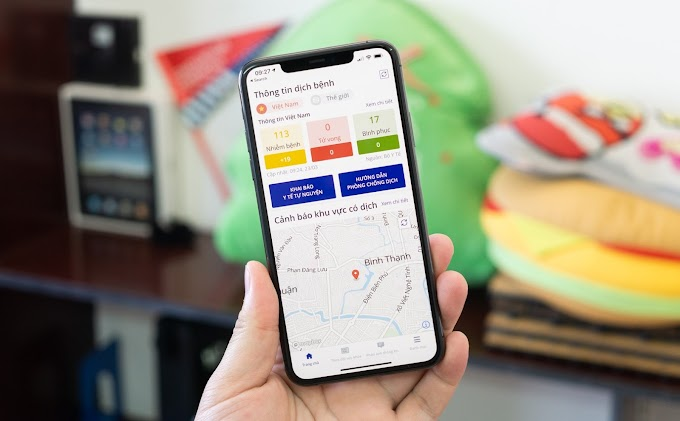 Các app hữu ích mùa dịch COVID-19 cho iPhone, Android, mời anh em chia sẻ thêm