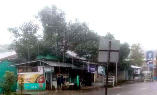 Prakiraan Cuaca Moga & Sekitarnya, Waspadai Hujan Lebat Sore Nanti