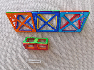 Triangular prisms