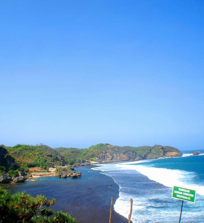 Harga Tiket Masuk Drini Beach Jogja