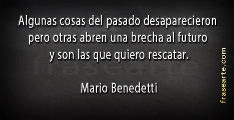 Frases Mario Benedetti en imágenes