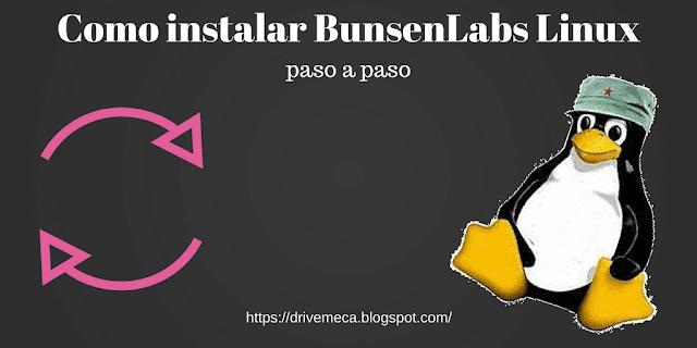 Como instalar BunsenLabs Linux paso a paso