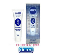 DUREX PLAY LONGER