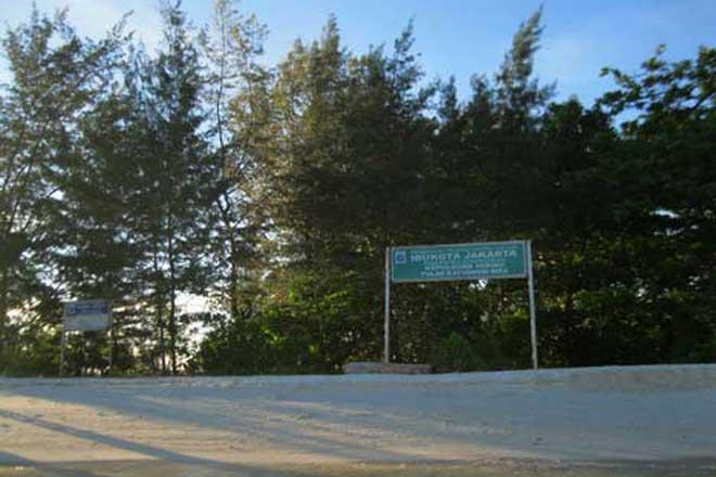 pulau kayu angin bira kepulauan seribu