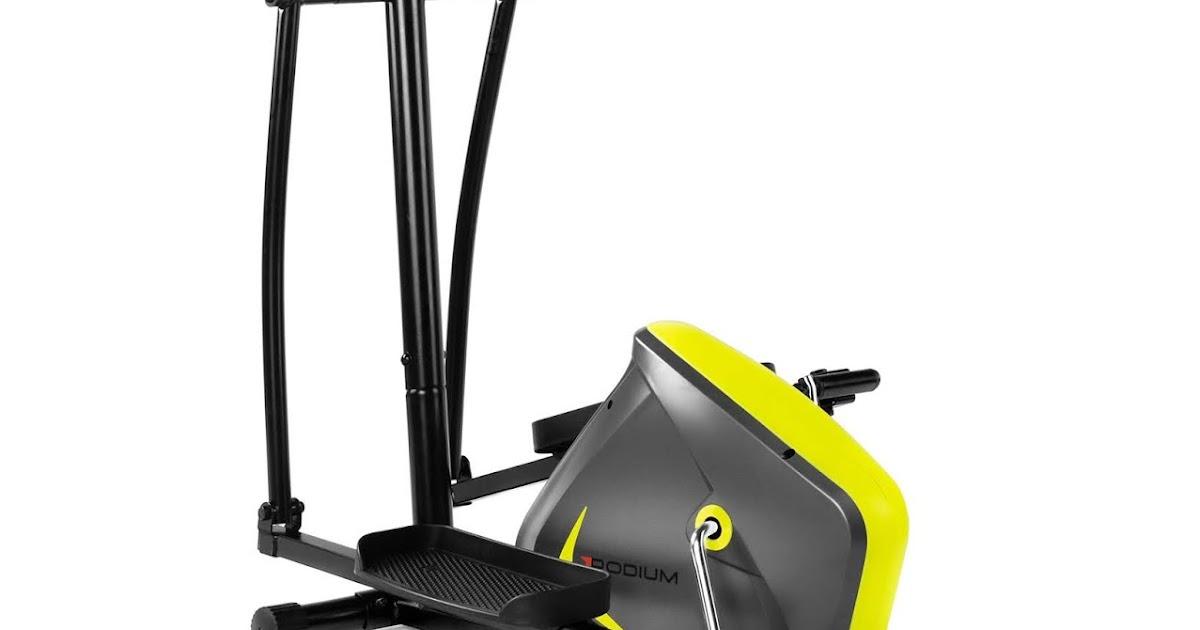 🥇 REVIEW : PODIUM OP14 - Bicicleta eliptica magnetica ...