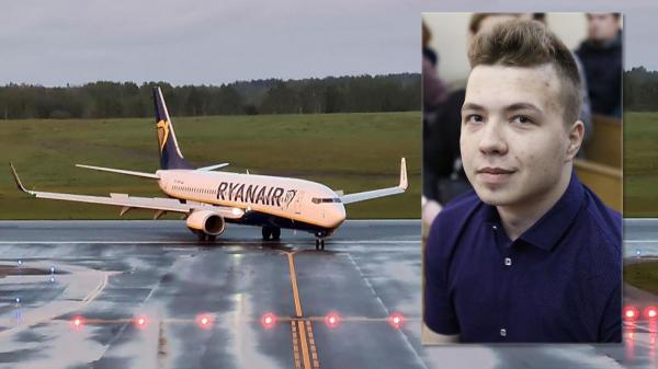لا يصدق...سلطات بيلاروسيا تلجأ إلى حيلة جنونية من أجل إجبار طائرة على النزول بأراضيها واعتقال معارض سياسي
