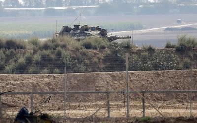 IDF está em alerta máximo em Gaza, preparando-se para possíveis ataques