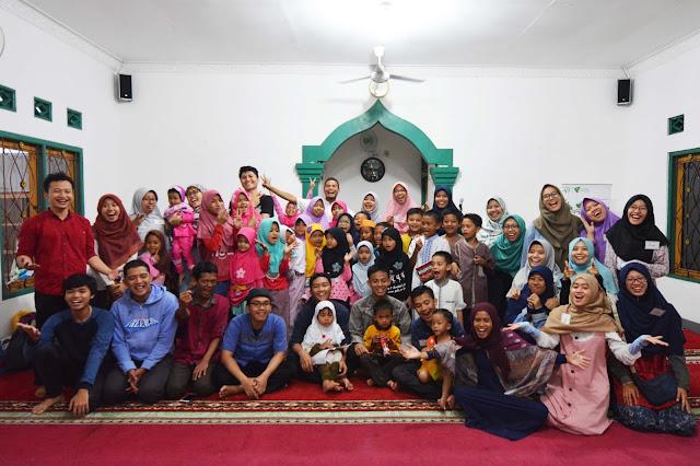 Kolaborasi Ramadhan Etoser Jakarta Dengan Masyarakat