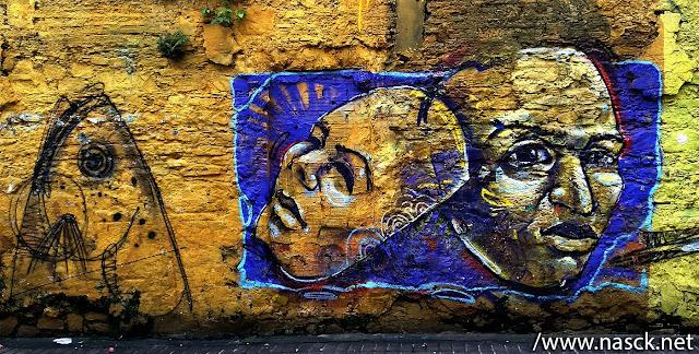 Graffiti Largo 2 de Julho - Salvador/BA