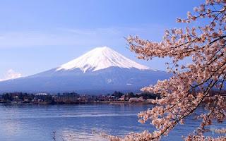Destinasi Wisata Paling Indah di Jepang gunung fuji