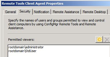Remote Control in SCCM | NETvNext Blog