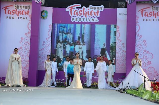 Banyuwangi Fashion Festival 2017.