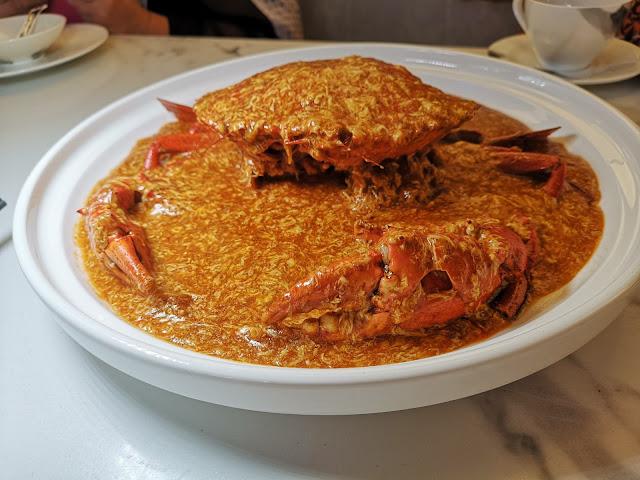 Chilli Sri Lanka Crab