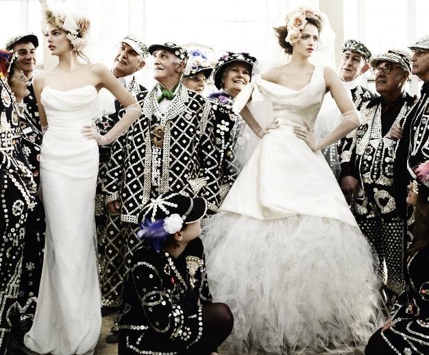 bride model act cool