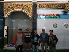 Jasa Kaligrafi Masjid Terbaik Sumatera Barat.