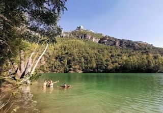 Parque Natural Sierras de Cazorla, Segura y Las Villas. Embalse de Anchuricas-Miller.