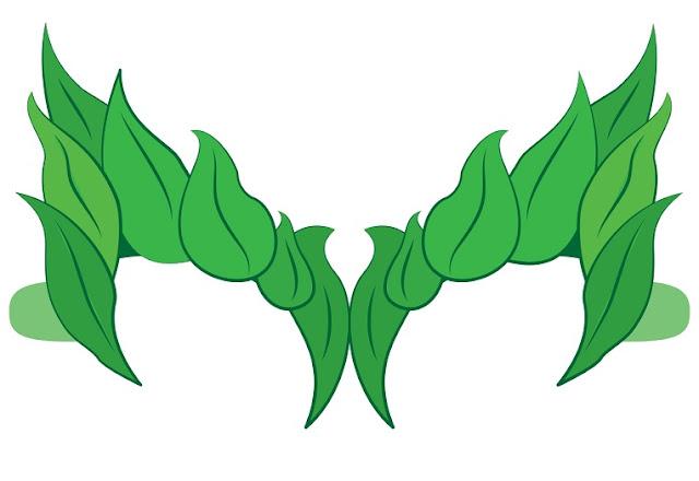 Poison Ivy: Máscara para Imprimir Gratis.