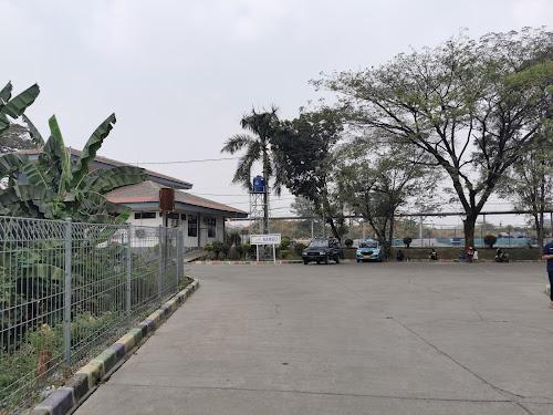 Parkiran Stasiun Nambo