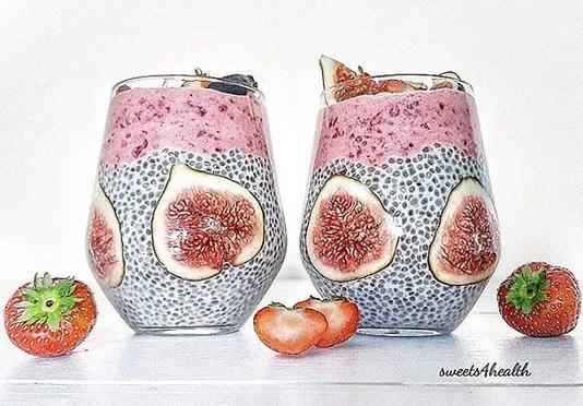 https://zielonekoktajle.blogspot.com/2018/12/chia-mleko-migdaowe-agawa-jogurt.html