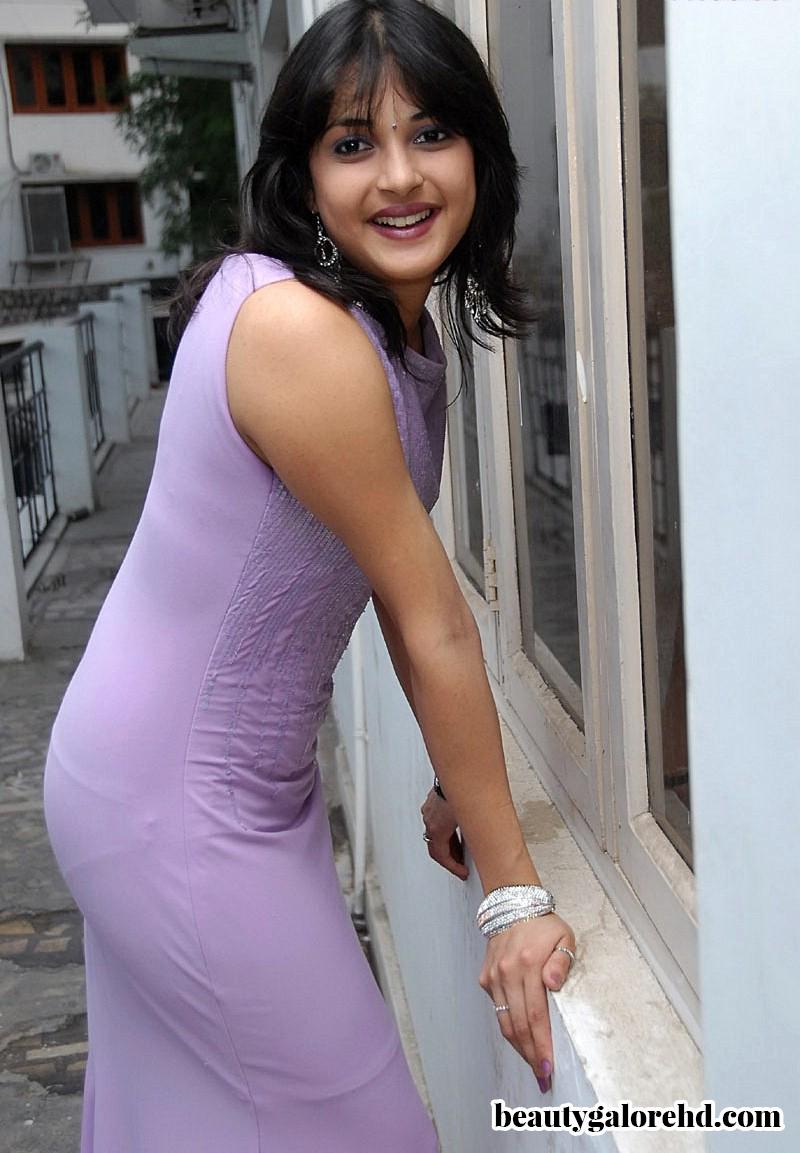 Nicole White Hot Telugu Actress In Tight Maxi
