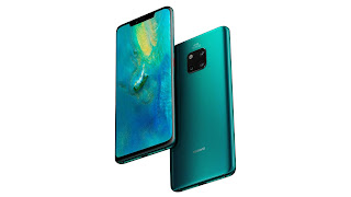 Huawei Mate 20 Pro awesome smartphone