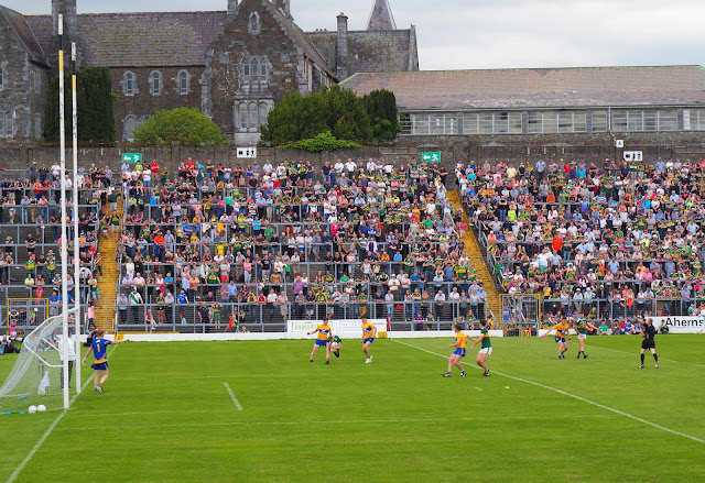 GAA, Kerry, Clare, Gaelic football, stadium