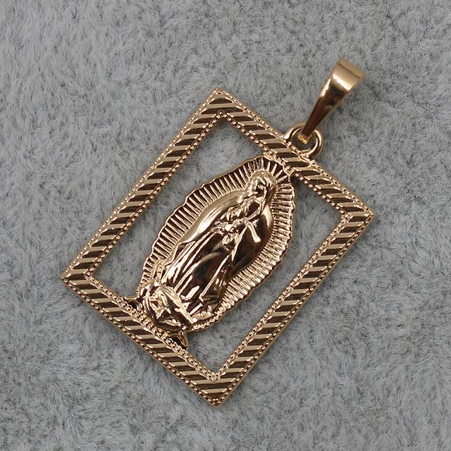 Ладанка позолота Xuping Jewelry 4