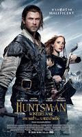 The Huntsman Winters War Poster 1