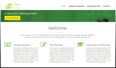 Financial Planning Bootstrap