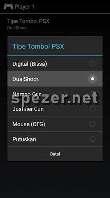 Cara Merubah Letak Gamepad ePSXe