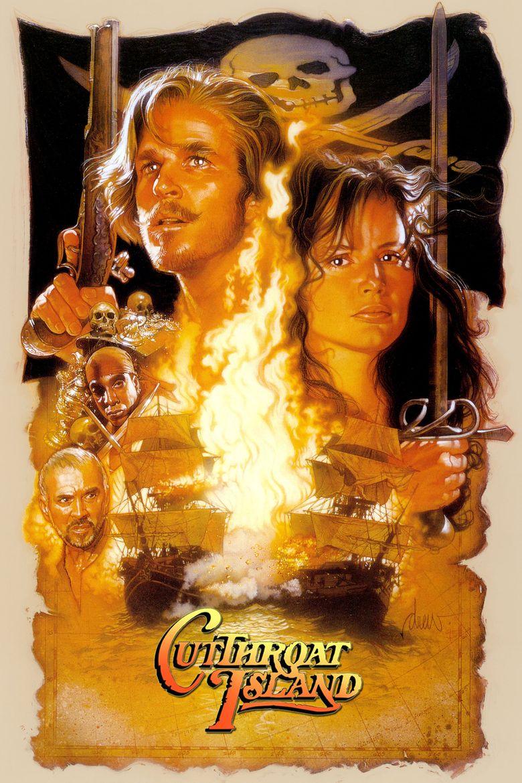 Cutthroat Island [1995] [DVDR] [NTSC] [Subtitulado]