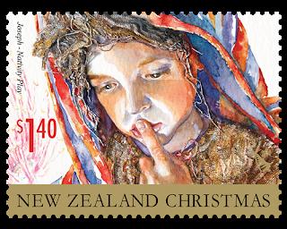 Nueva Zelanda - Navidad 2014 - Valor 1.40 NZD - Engomado