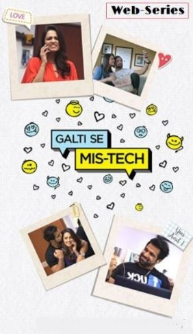 Galti Se Mis Tech 2018 S01 Complete Hindi 720p HDRip Web Series [Season 1 ALL 1-10 Episodes]