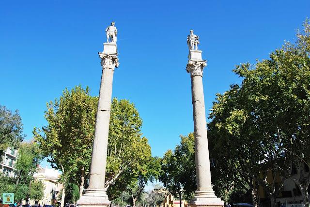 Alameda de Hércules, Sevilla