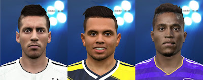 PES 2016 Mini Facepack by Prince Hamiz