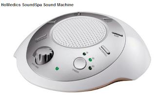 HoMedics SoundSpa Sound Machine review
