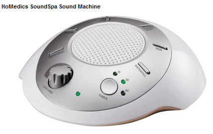 HoMedics SoundSpa Sound Machine