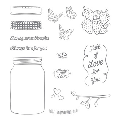 Annual Catalogue 2017 - 2018, Craftyduckydoodah!, Stampin' Up! UK Independent  Demonstrator Susan Simpson, Sharing Sweet Thoughts, Supplies available 24/7 from my online store,